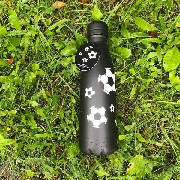 Bilde av Termoflaske, fotball
