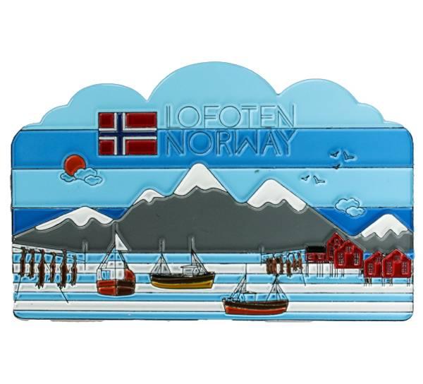 Bilde av Magnet, city style Lofoten