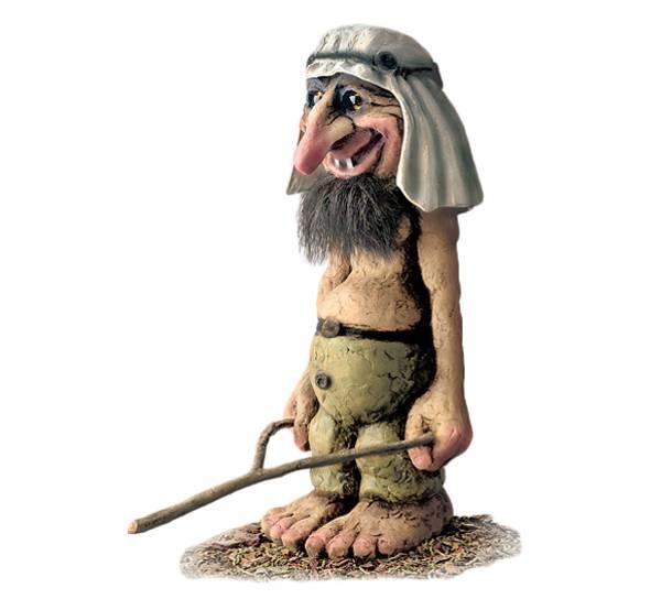 Bilde av Troll, oljesjeik  (Troll nr. 138)