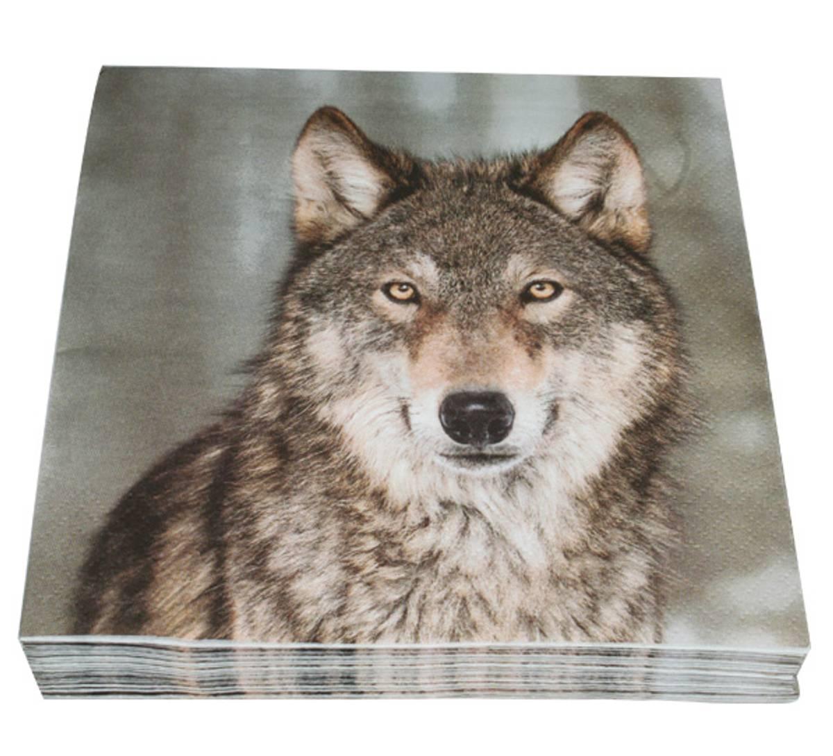 Servietter ulv