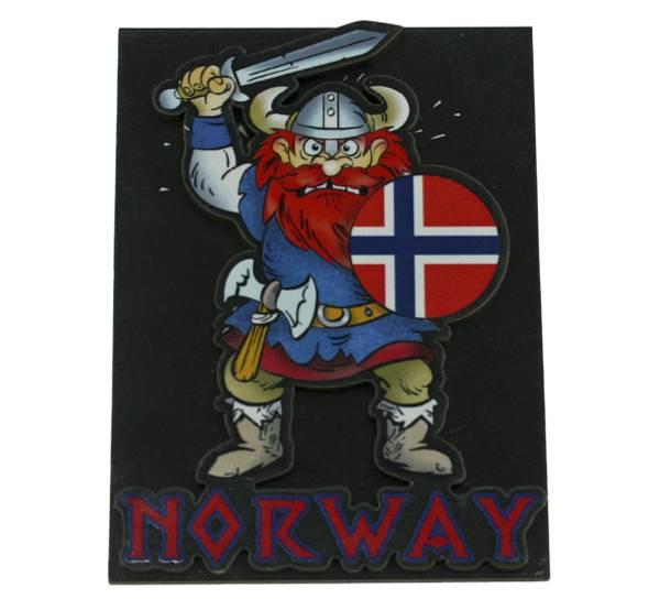 Bilde av Magnet, sint viking