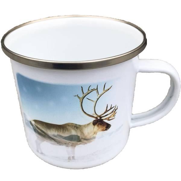 Bilde av Emaljekrus, reinsdyr