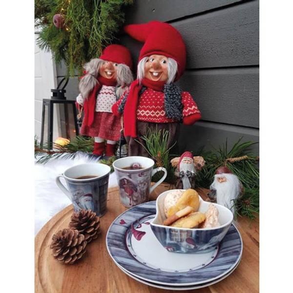 Bilde av Gammelnissen Krus Nr.2 - Nisse ønsker god jul
